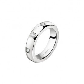LOVE AN. RING 8 STONES SIZE 014